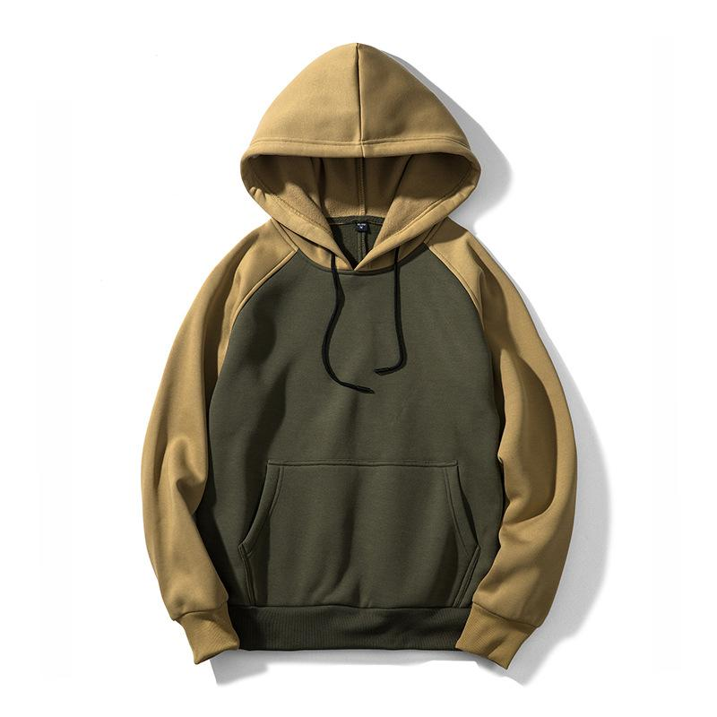 Men's Spring/Autumn Casual Hooded Sweatshirt