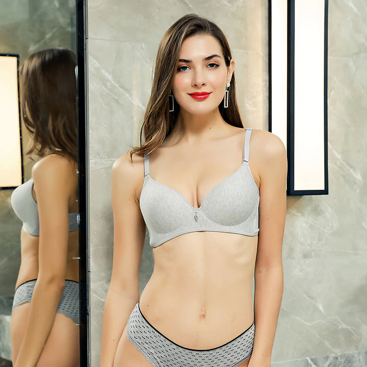 Women's Cotton Wireless Bra