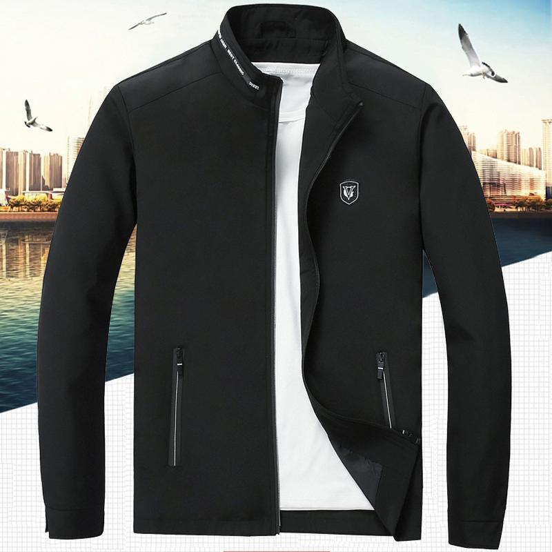Men's Spring/Autumn Casual Thin Jacket