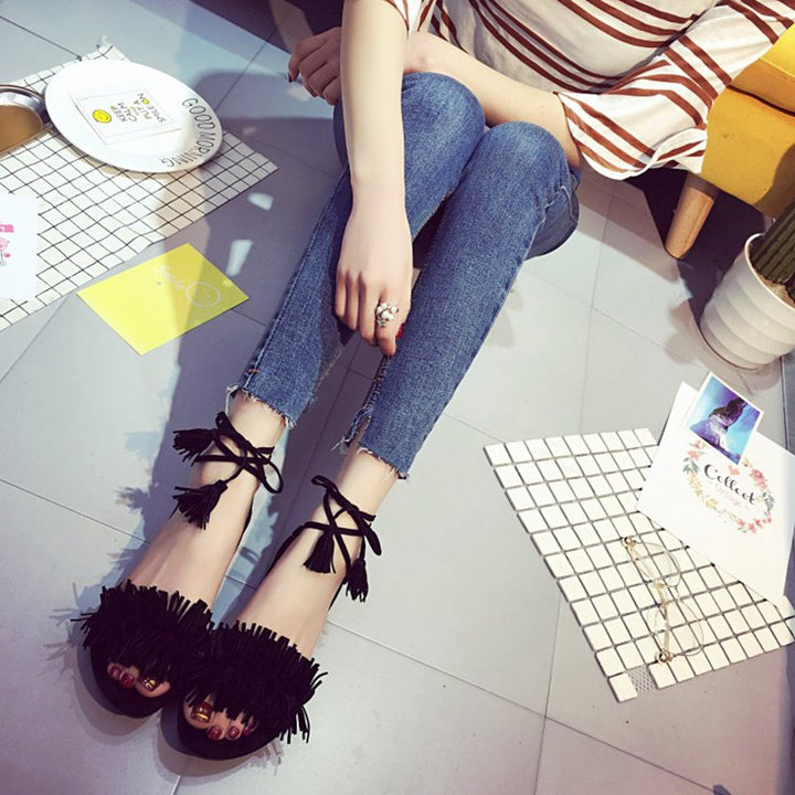 Women's Summer Casual Flat Sandals