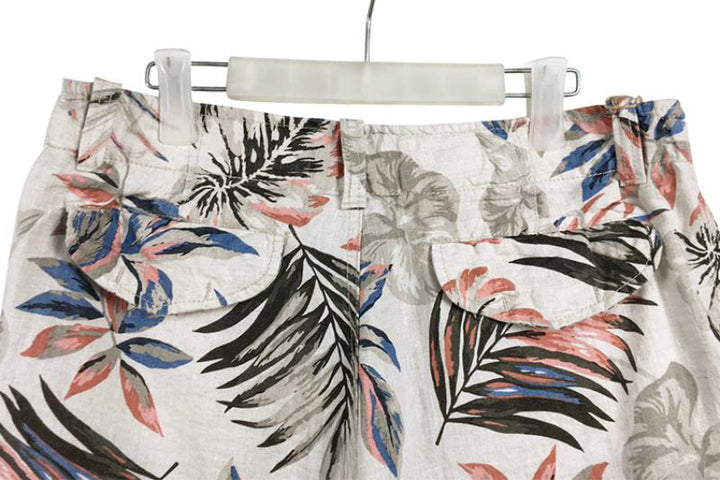 Men's Summer Casual Printed Beach Shorts