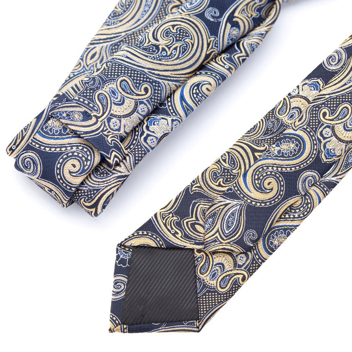 Men's Wedding Jacquard Tie