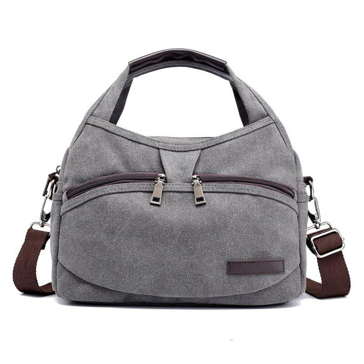 Women's Casual Canvas Shoulder Bag