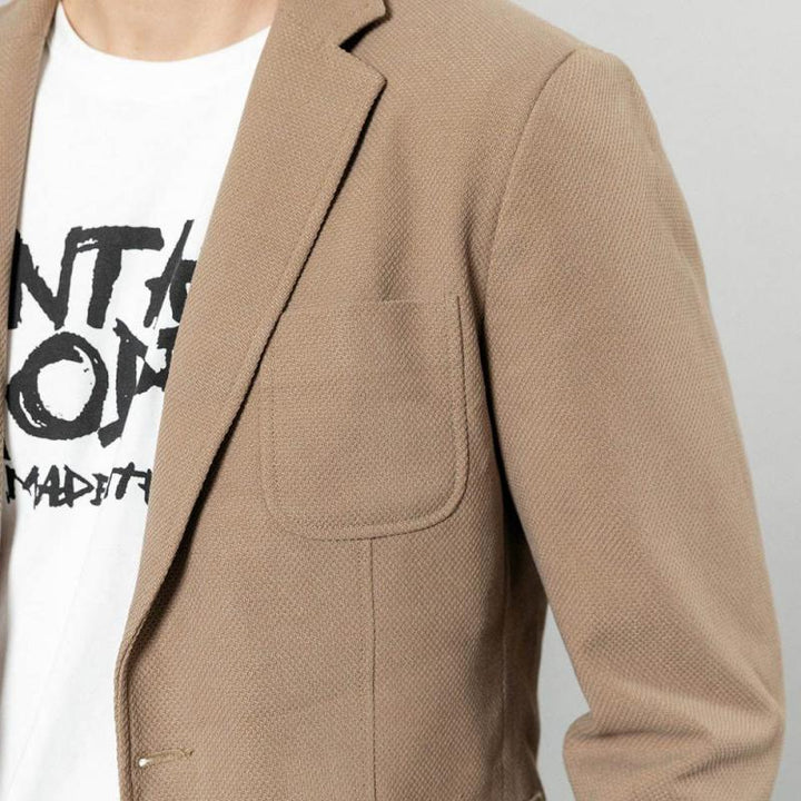 Men's Autumn/Winter Casual Single Breasted Blazer