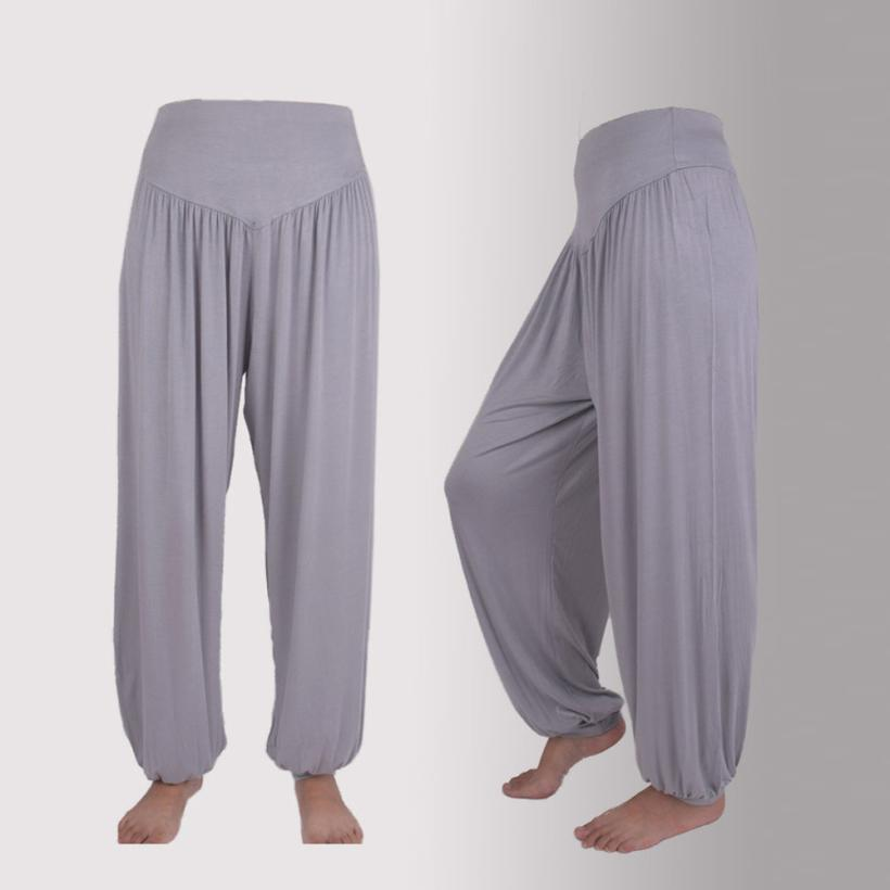 Women's Casual Cotton Harem Pants | Plus Size