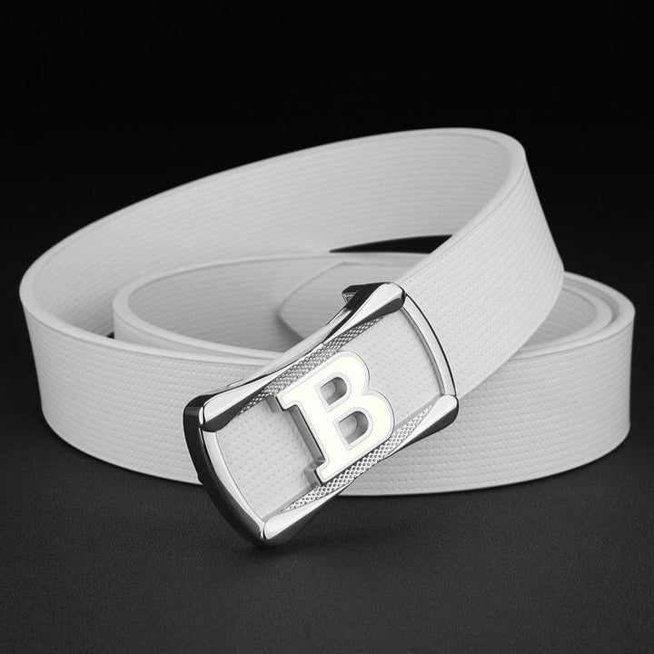 Men's Casual Genuine Leather Belt