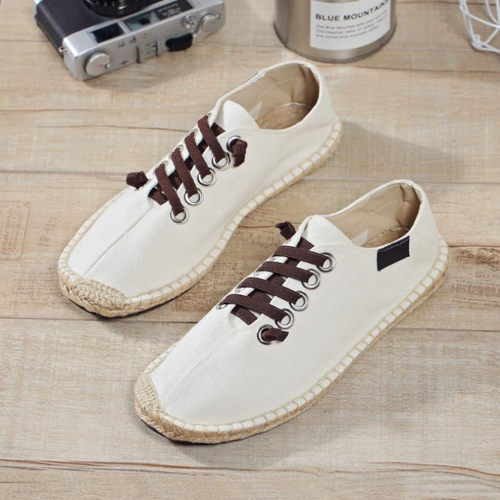 Men's Spring/Summer Casual Breathable Flats