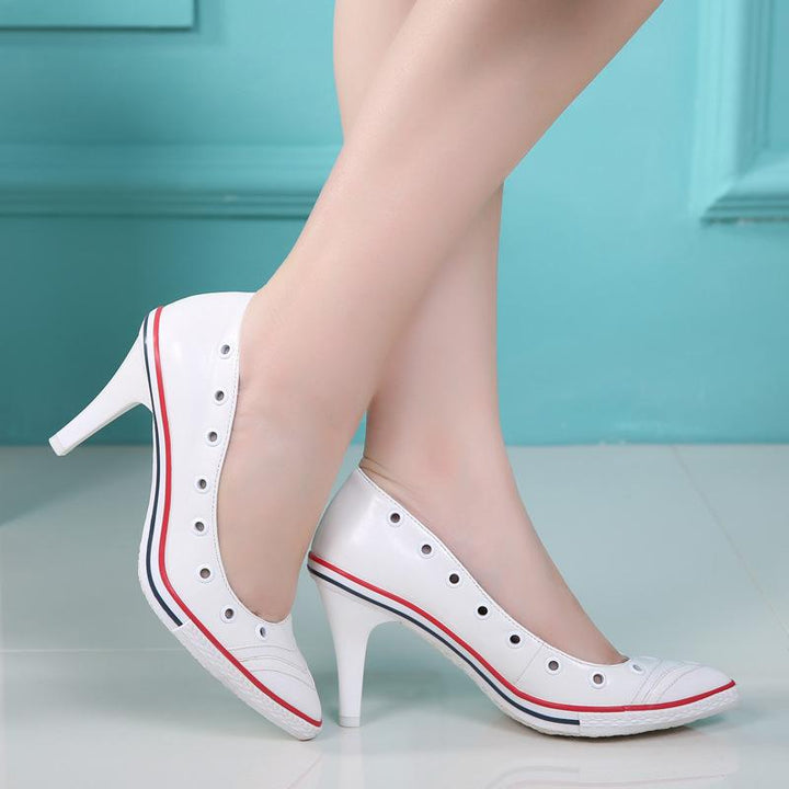 Women's Casual Pumps With Pointed Toe