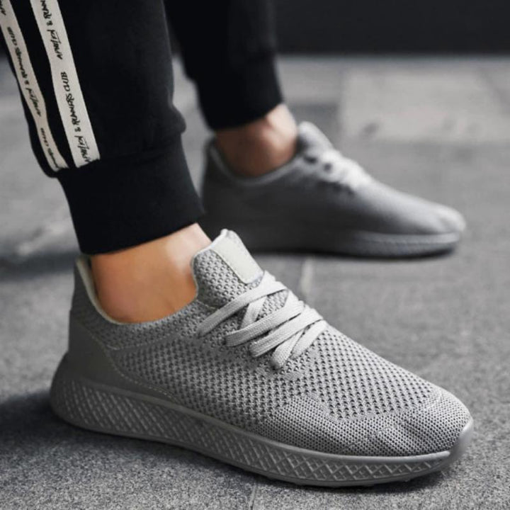 Men's Casual Lightweight Breathable Sneakers | Plus Size
