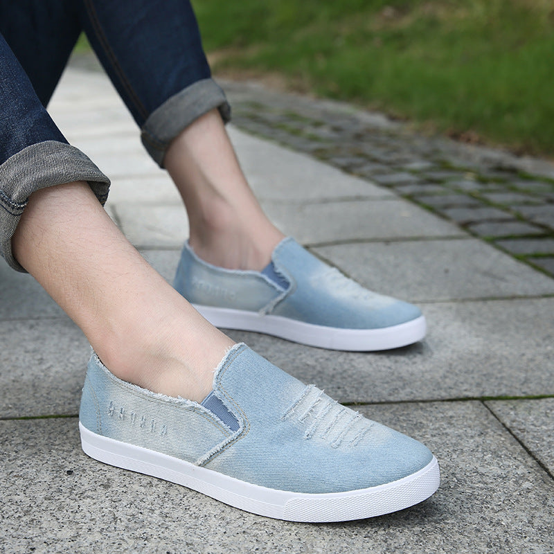 Men's Summer Casual Breathable Slip-Ons