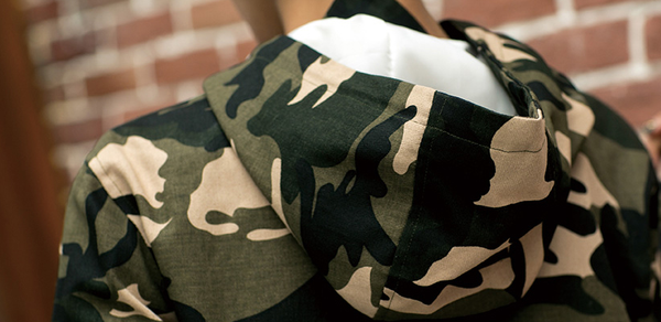 Hoodies & Sweatshirts – Men's High Quality Camouflage Military Hoodie | Zorket