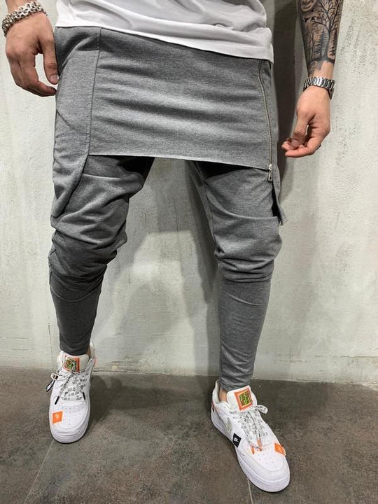 Men's Long Skinny Sweatpants