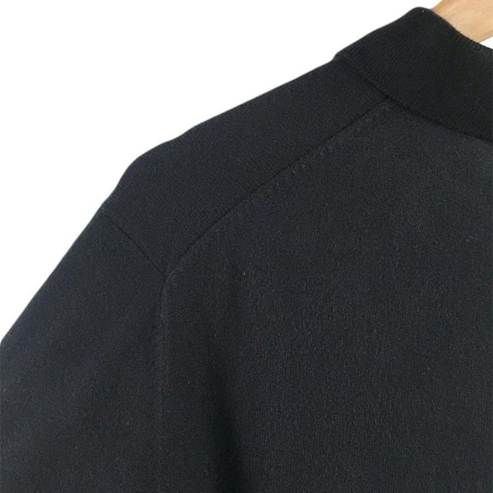 Men's Slim Elastic Sweater