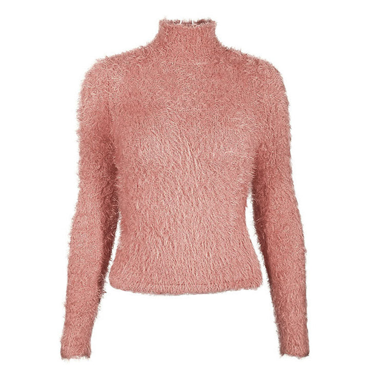 Women's Autumn/Winter Thick Slim Knitted Sweater