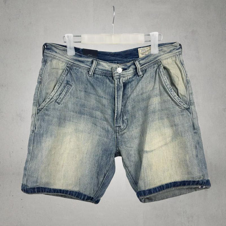 Men's Summer Casual Denim Shorts