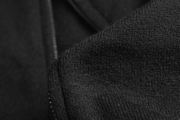 Men's Autumn/Winter Cardigan With Zipper