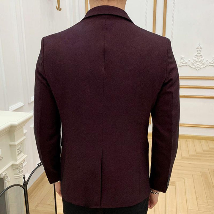 Men's Spring Slim Fit Blazer