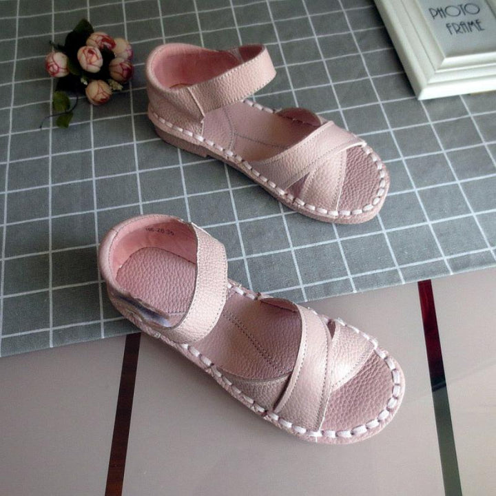 Women's Casual Genuine Leather Sandals