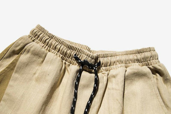 Men's Casual Cargo Pants With Pockets
