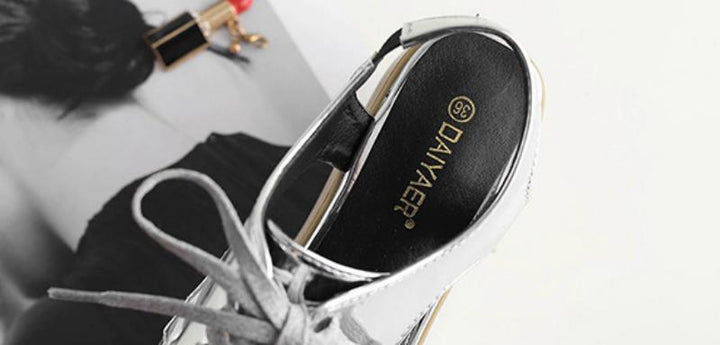 Women's Spring/Summer Casual Leather Sandals