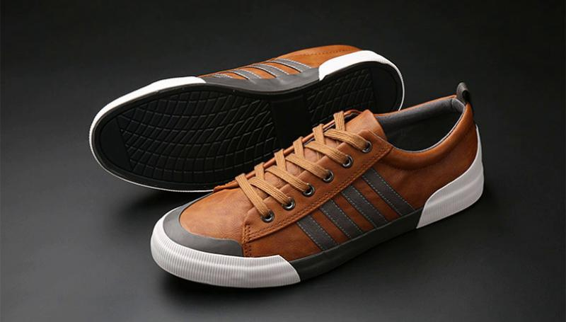 Men's Summer/Autumn Casual Flat Shoes