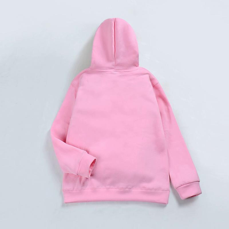 Men's/Women's Casual Hooded Sweatshirt With Print