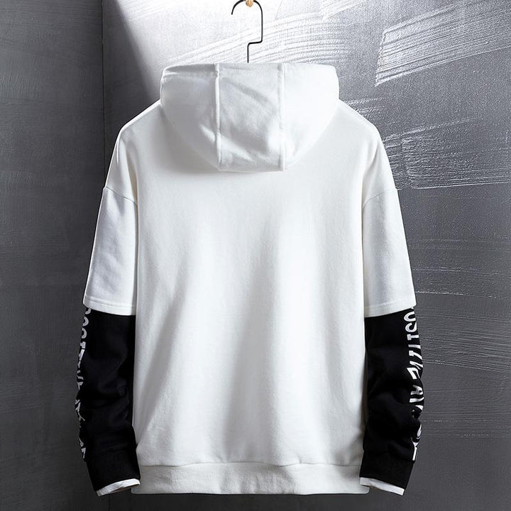 Men's/Women's Spring/Autumn Hooded Sweatshirt