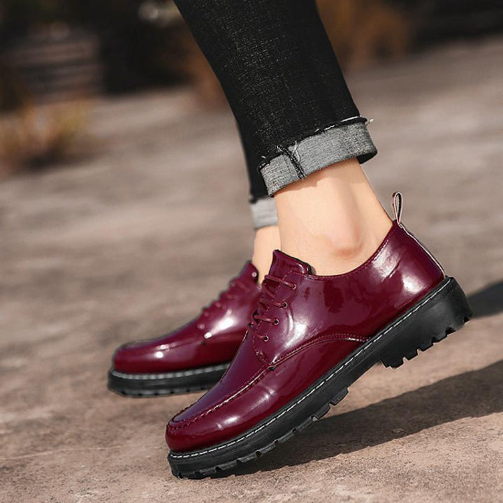 Men's Autumn/Winter Leather Shoes
