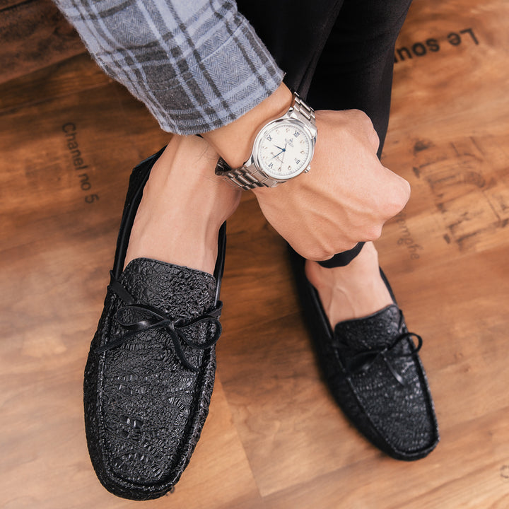 Men's Spring/Autumn Casual Genuine Leather Shoes