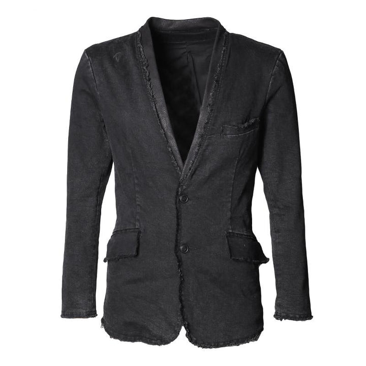 Men's Spring/Autumn Casual Blazer | Plus Size