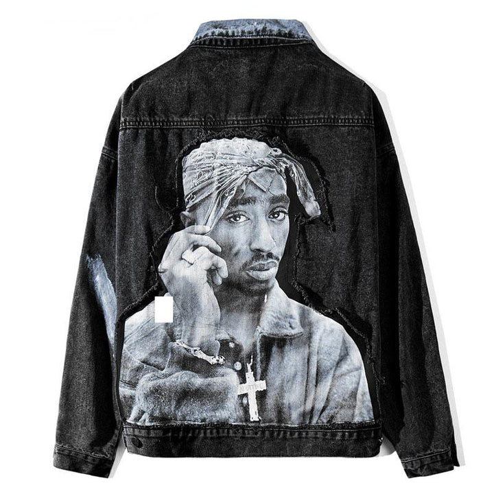 Men's Casual Denim Jacket