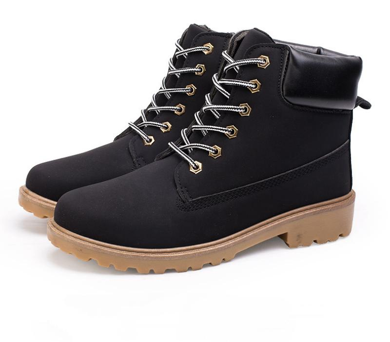 Men's/Women's Winter Waterproof Ankle Boots