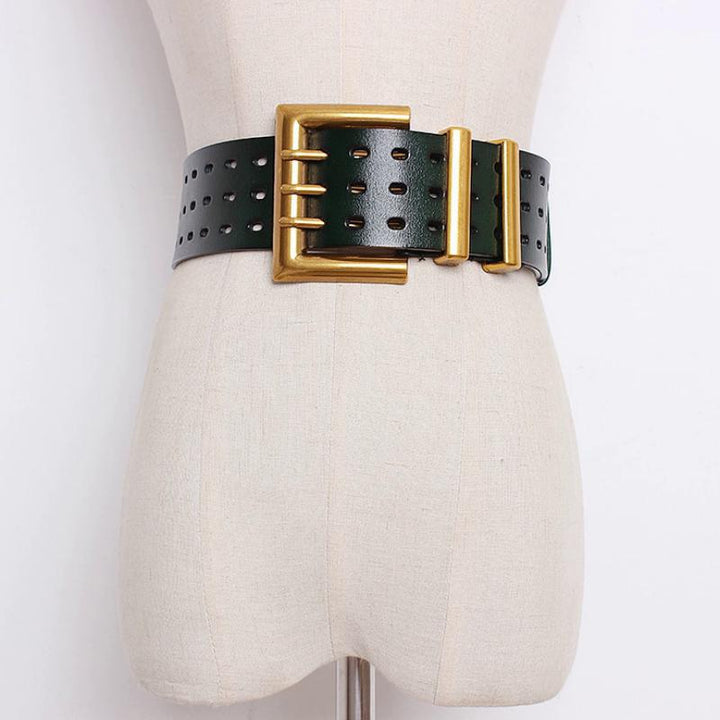Women's Spring/Summer Leather Belt