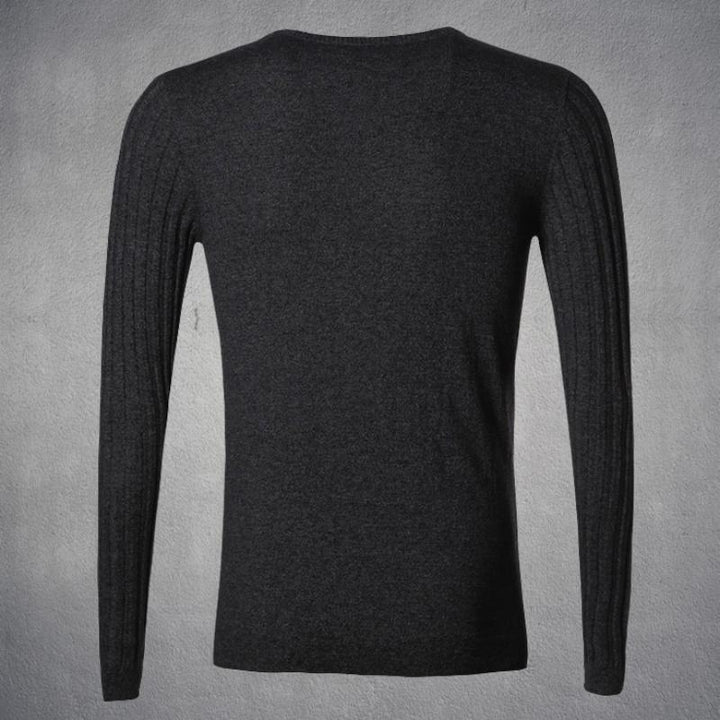 Men's Autumn/Winter Casual Knitted Pullover