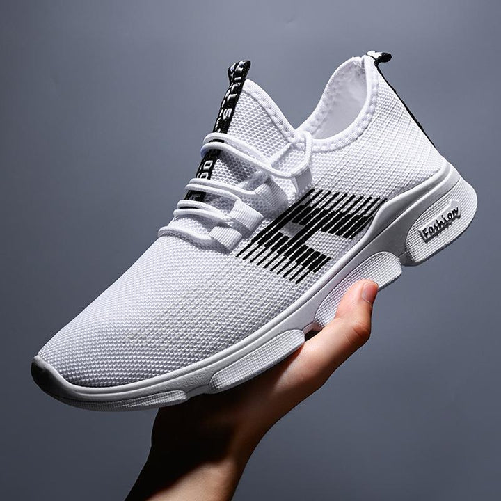 Men's Spring/Autumn Casual Breathable Sneakers | Plus Size
