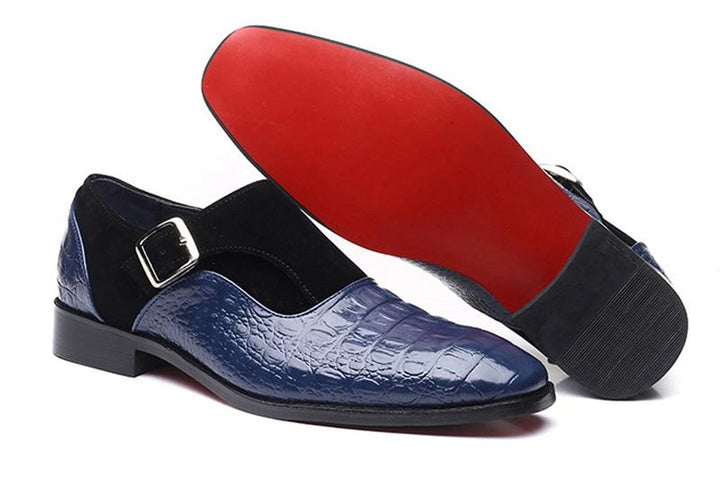 Men's Dress Shoes With Pointed Toe | Plus Size
