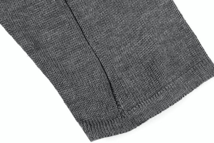 Men's Autumn/Winter Casual Knitted Turtleneck
