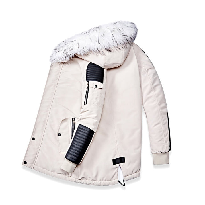 Men's Winter Casual Thick Parka