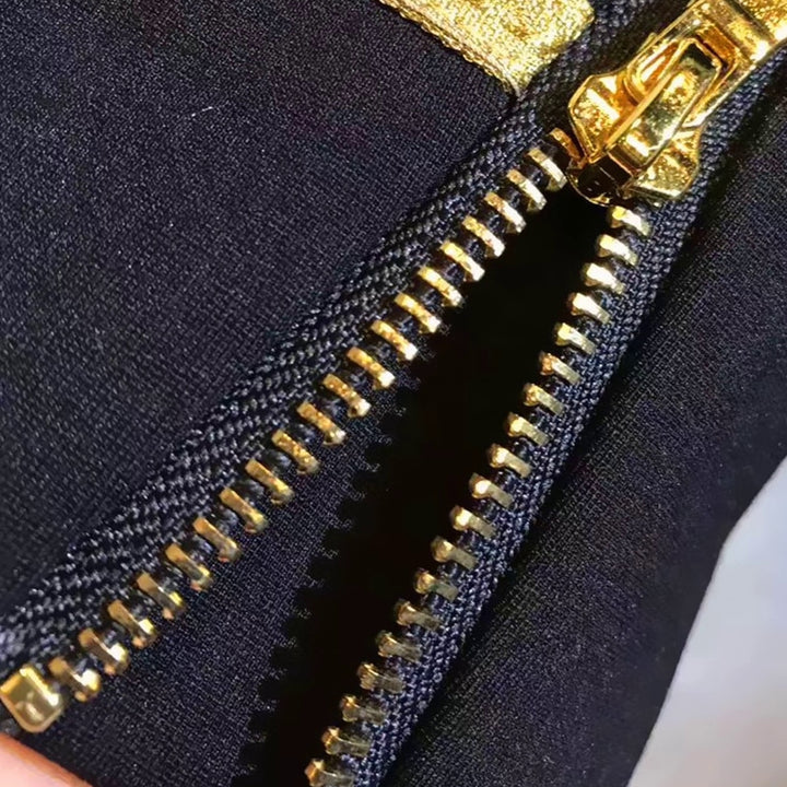 Men's Blazer With Embroidery
