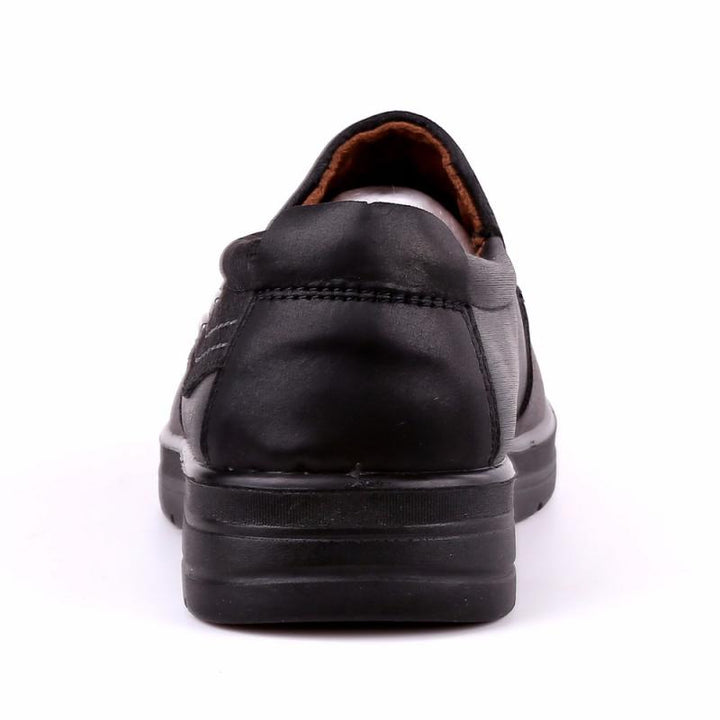 Men's Summer Casual Leather Flat Shoes