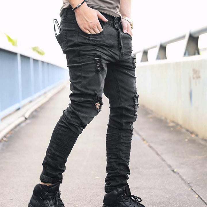 Men's Ripped Jeans | Plus Size