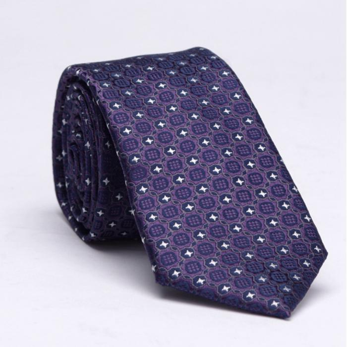Men's Casual Thin Tie