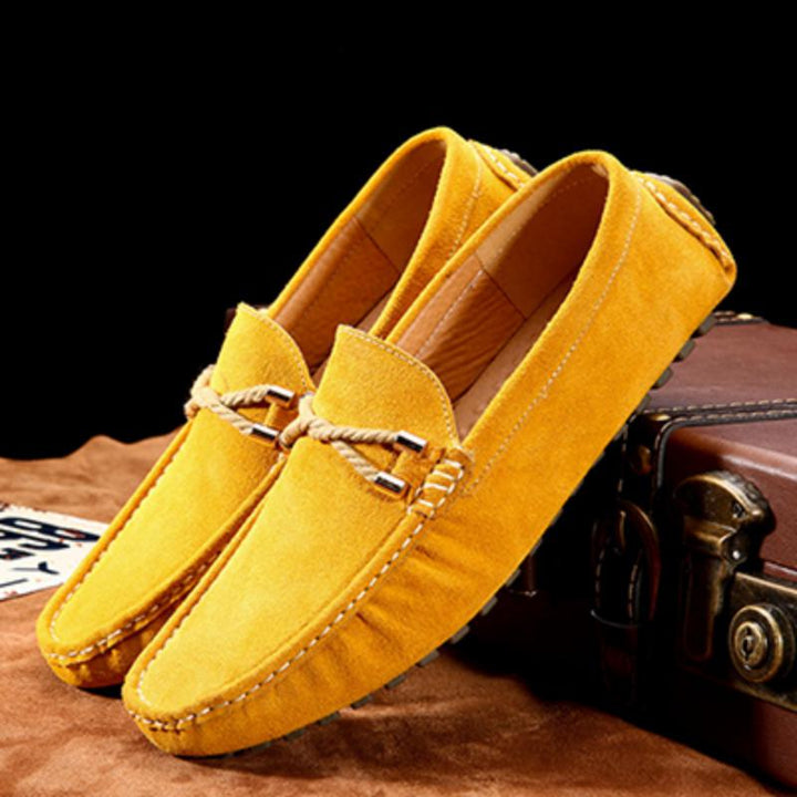 Men's Summer Casual Genuine Leather Loafers