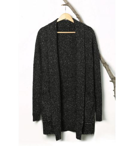 Men's Sweater Long Sleeve England Style Cardigan