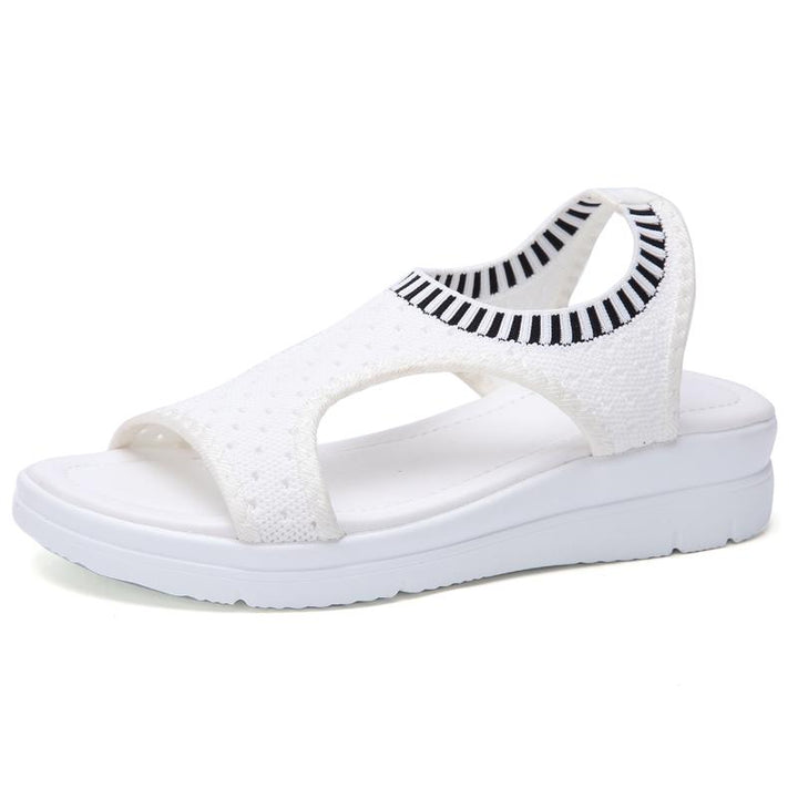 Women's Summer Flat Sandals | Plus Size
