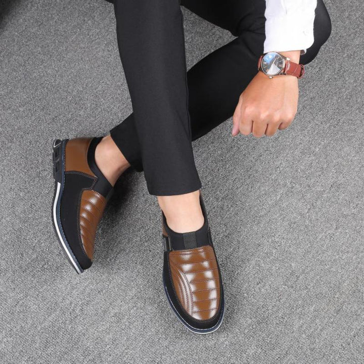 Men's Casual Leather Shoes