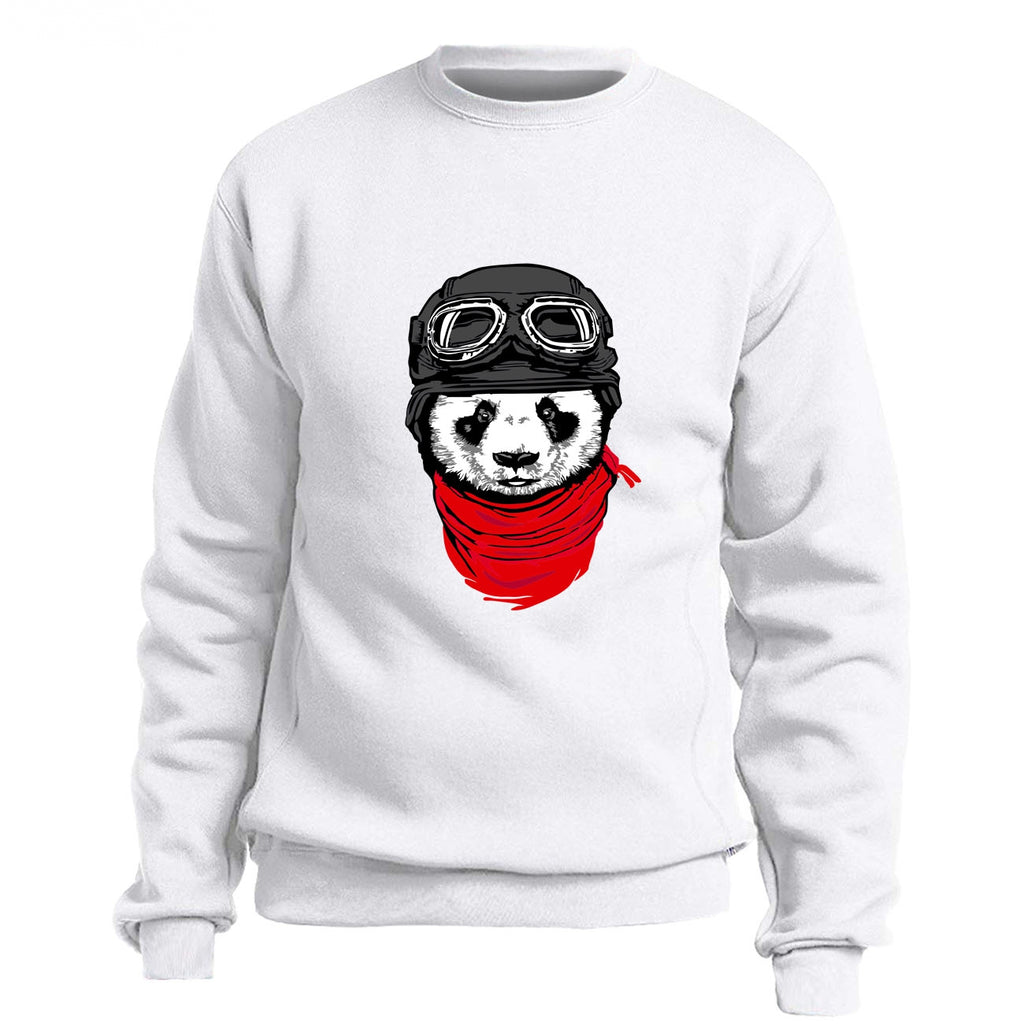 Men's Winter/Autumn Fleece Warm Sweatshirt With Print