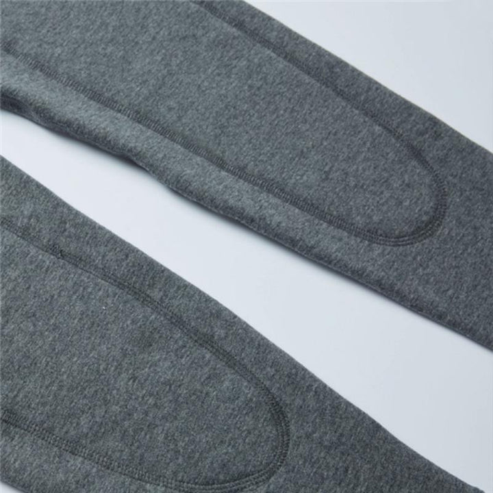 Men's Winter Fleece Warm Leggings
