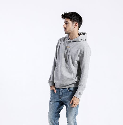 Men's Casual Hip-Hop Hooded Sweatshirt | 100% Cotton