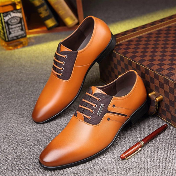 Men's Spring/Autumn Dress Shoes | Plus Size